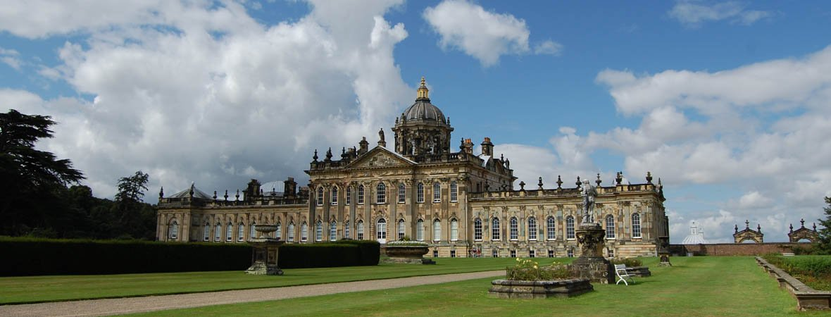 View of Castle Howard