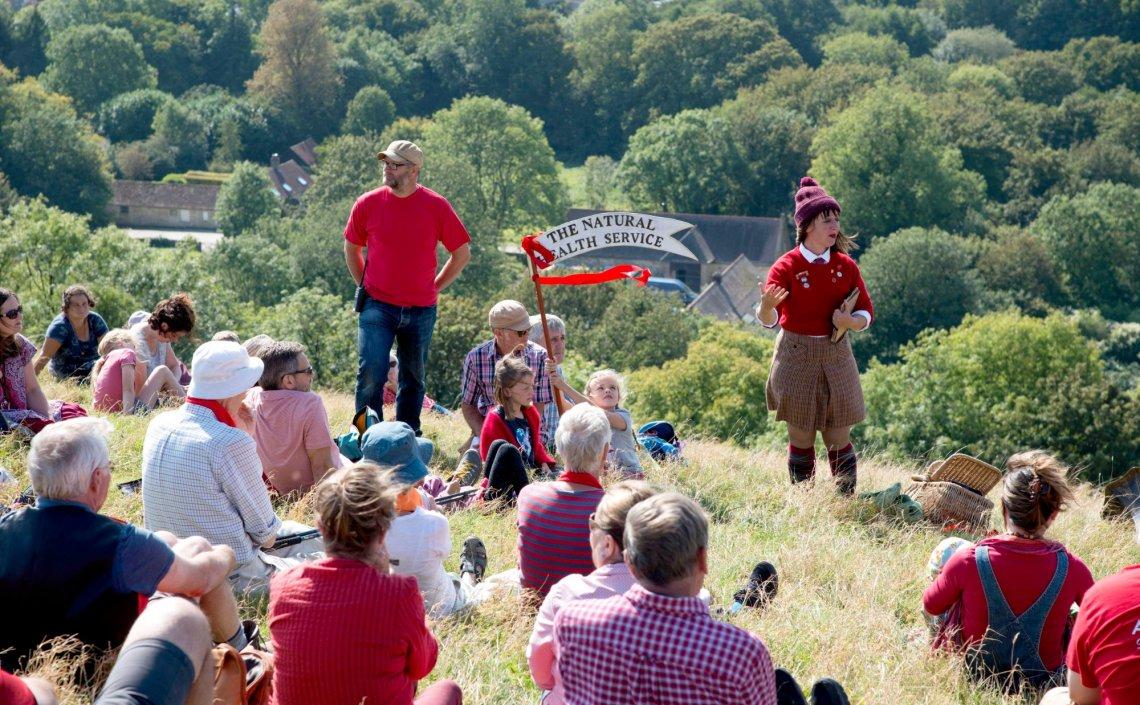 Dorset AONB Landscapes For Life Festival